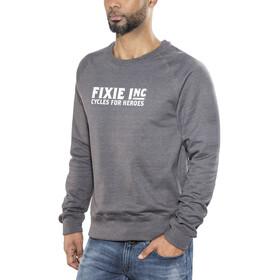 FIXIE Inc. Hero  - Haut manches longues - Unisex gris